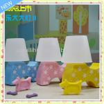 cute and cheap shaped table lamp reading lamp table light-7102