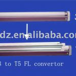 T8 to T5 FL converter lamp-