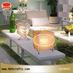 HHD-T2045 Nice home decoration modern paper table lamp-HHD-T2045