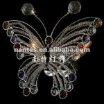 Cheap Butterfly Crystal wall lights/Modern lights /crystal lights MB0086-MB0086