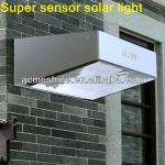 solar led outdoor wall light, wall mount led light, led stair wall light-ELS-06P