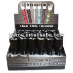 Hot sell aluminium mini super led flashlight LED promotional flashlight-JPFB-14
