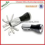 10 in 1 Multifunctional Flashlight with Survival Tool ZL359B-ZL359B