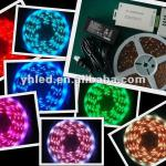 High quality waterproof outdoor IP68 led strip 5050 rgb-YH-RF30506012S-RGB