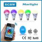 High quality RGBW 7W e14/e26/e27/b22 wifi led lamp-Led lamp