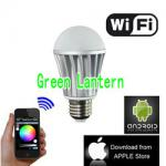 Android and IOS Apps support RGBW WiFi LED Bulb-LED-BL-Wifi-RGBW V1.0