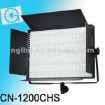 Nanguang CN-1200CHS Bi-Color LED Studio Lighting Equipment, lighting for photography and video-CN-1200CHS