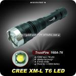Goldrunhui RH-F0037 CREE XM-L T6 Waterproof LED Torch-RH-F0037