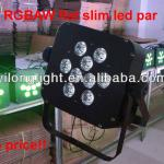 newly 9pcs 15w rgbaw cheap led stage lighting-YLPAR207A