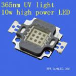 UV 365nm10w high power leds 3w 365nm nichia uv led-VQ-P10W-365nm
