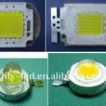 1-100watt high power uv led diode manufacture in china-HLX-P8B1WPWC