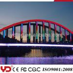 YD Newly Wonderful decorative LED bridge lighting colorful change-YD-DGC-50