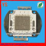 30mw/w radiant power 100w uv led chip(Taiwan epileds 45mil chip)-YS-100WB2CP1010-M