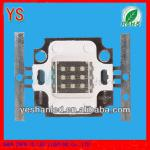 3% light decay YS brand 10w 365nm high power uv leds(Epileds 45mil chip)-YS-10WB2DP33-M