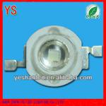 Factory price 3w 365nm uv led for curing Hot ! (Invisible uv)-YS-3WP2JP13-T
