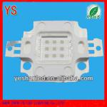 9chips 10w 365nm uv led 365-370nm epileds 45mil chip(100% waranty)-YS-10WB2DP33-M