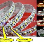 NEW! Waterproof IP65 3014-5M-600 LED two color Strip flexible-3014