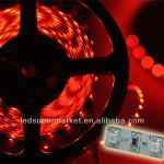 5m 500cm Non-waterproof RED Strip Lighting 3528SMD 60leds/m 12V-FRP-3528R-60L