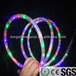 LS color changing led rope light-LS-3W-110V-RGYB