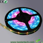 Multicolour led strip,promotion packing 5m DC12v waterproof IP68 smd 5050 300leds rgb led strip light-BST-5050RGB60D-12V