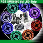 44 Key IR Remote /5M 300 LED RGB Waterproof LED Light Strip 5050 flexible led light strips-HZ-SMD5050/60LED