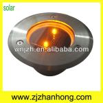 IP65 waterproof stainless steel solar floor light-ZH-BL