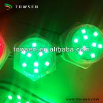 M017 9LEDS Carnival Amusement Rides Lamp Cabochon LED lights-Auto-M017