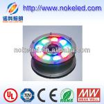 3 years warranty IP68 led swimming pool light 9w DMX indoor LED Fountain Lights-NK-LF9-9W