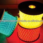 Colorful wires Round led rope light,color changing led rope light-LED-RL-D13-2W-100M