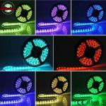5050 RGB 150 LED SMD 5M 500CM Flexible Light LED Strip Waterproof DC 12V-S156003