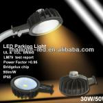 2013 UL/cUL listed Popular LED wallpacks paking light lamp for outdoor using 50W(TL-WMA501-02)-TL-WMA501-02