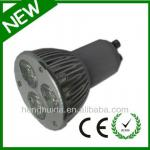 CE ROHS approved 3W GU10 led spotlight-HD-S1W3-02