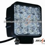 48W LED tractor working light, 12V offroad LED light-MS-2210-48W