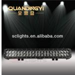 126W CREE LED AUTO LIGHT BAR FOR OFFROAD 4WD SUV-126A/S/F/C-M3EP