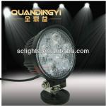 60W CREE LED WORK LIGHT OFFROAD ROUND LIGHT FOR 4X4 DRIVING LAMP SUV ATV VAR LIGHT-60/CIR/S/F-C10CR