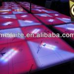 32 Ch 720 pcs color change led dance floor with 10mm RGB led-M-20083