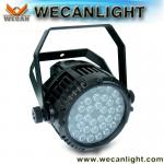 new production for 36 pcs led stage light with IP65-WKP-F3603