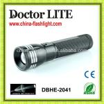 Aluminum Cree LED Torch With Focus Adjustable-DBHE-2041