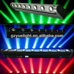 8x10W 4in1 RGBW Linear Beam rotation bar moving head led scan light-YG-M006