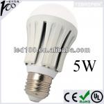 Hot Sale 5W SMD 24 LED Bulb Light E27 Aluminum Foshan-YBF-6024-501