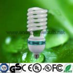 23W T4 CFL Half Spiral Energy Saving Light-DEK-T4-HSP