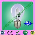 A55 220-240V 18W halogen lighting E27-A55
