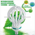 high power factor 0.90 10000Hrs life Lotus 6U 120W energy saving bulb-T5-6U-HL-120W