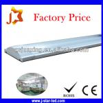 T8 18W Ultra thin grid fluorescent lamp fixture with CE RoHS-JS103-118W