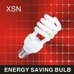 3.5T 12mm half spiral energy saving lamp ESL 3000hours-XSN-H31