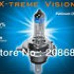 X-treme Vision 100% Brighter H1/H3/H4/H7/H11/HB3(9005)/HB4(9006) Halogen Xenon Bulb 12V Replacement for Philips style AAA-H1/H3/H4/H7/H11/HB3(9005)/HB4(9006)