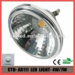 12V G53 LED Halogen Downlight AR111 Lumen-CTD-AR111-7W-G53