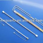 infrared heating lamp with gold coated-MX89