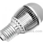 3w led bulb Global Bulb with CE&RoHS-MSL-QPG50-3W