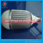 2012 world hot sale 16W E27 LED Bulb AC85-265V 50,000 hours 1520-1760Lm-LHF-QP022-16*1W-W
